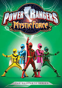 Power Rangers: Mystic Force - Complete Series (DVD) NEW
