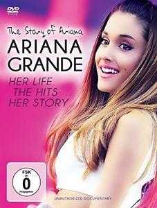 Story Of Ariana Grande DVD