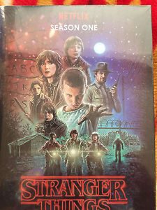 Stranger Things: Season 1 One (DVD, 2016) BRAND NEW & SEALED!!