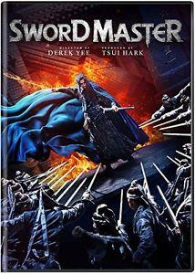 Sword Master - Hong Kong RARE Kung Fu Martial Arts Action movie - NEW DVD