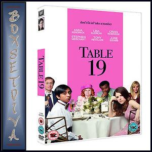 TABLE 19 - Anna Kendrick & Maria Thayer *BRAND NEW DVD**