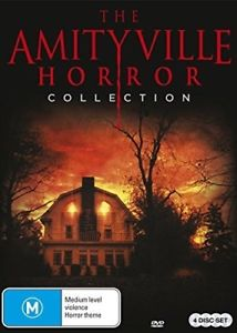 The Amityville Horror Collection (Blu-ray Disc, 2016, 4-Disc Set)