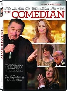 The Comedian DVD Movie, Robert De Niro (2016) Comedy,