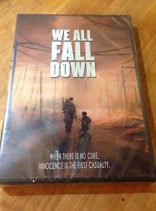 We All Fall Down (DVD, 2016) ZOMBIE HORROR