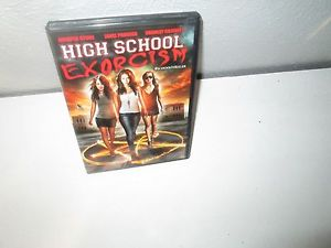 HIGH SCHOOL EXORCISM 2016 Horror dvd JANEL PARRISH Ione Skye JENNIFER STONE True