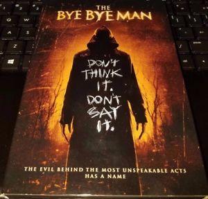 The Bye Bye Man [2016] (DVD, 2017) Good w/ slip - HORROR Prod. Oculus Strangers