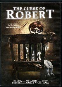 The Curse of Robert (DVD, 2016)