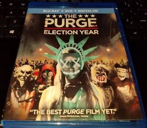 The Purge: Election Year (Blu-ray/DVD/D