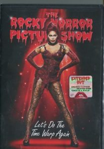 the rocky horror Picture show 2016 TV Version DVD