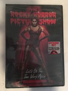 The Rocky Horror Picture Show (DVD, 2016) Brand New