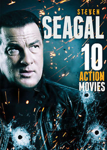 10-Film Action Featuring Steven Seagal DVD