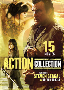 15 Action Movies Featuring Steven Seagal In Driven DVD