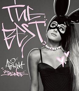 ARIANA GRANDE-THE BEST (TBC)-JAPAN ONLY BLU-RAY Ltd/Ed K81