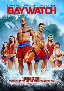 Baywatch (DVD 2017)NEW *Comedy, Action* NOW SHIPPING