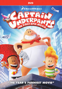 CAPTAIN UNDERPANTS: THE FIRST EPIC MOVIE (DVD) FUNNY MOVIE **Free FAST Shipping*