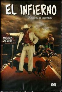 EL INFIERNO DVD NEW ACTION & ADVENTURE