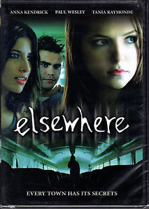 Elsewhere - DVD Starring Anna Kendrick - NEW/SEALED