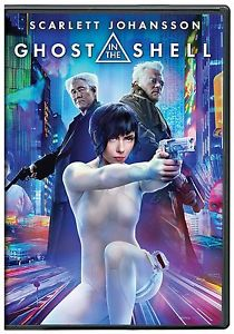 Ghost in the Shell (DVD 2017)NEW* Action, Drama*