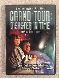 Grand Tour: Disaster in Time DVD, Widescreen, Jeff Daniels, Ariana Richards