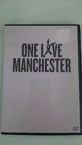 NEW ! Ariana Grande [ One Love Manchester 2017 ](1 DVD Bootleg) from Japan F/S