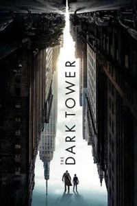 NEW: The Dark Tower (DVD, 2017) -Action, Horror-PRE-ORD
