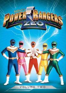 Power Rangers: Zeo, Vol. 2 NEW!