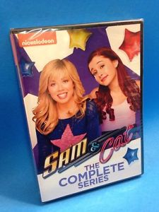 Sam & Cat The Complete Series (DVD, 2015) Ariana Grande, Brand New
