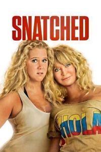 Snatched DVD Amy Schumer & Goldie Hawn