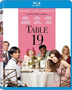 TABLE 19 - [BLU-RAY/DVD COMBO PACK] - NEW UNOPENED - ANNA KENDRICK