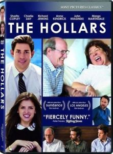 The Hollars DVD Anna Kendrick John Krasinski Richard Jenkins
