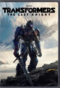 Transformers: The Last Knight (DVD 2017) NEW*Action* NOW SHIPPING