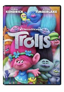 Trolls Dreamworks Anna Kendrick/Justi
