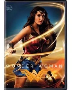 Wonder Woman (DVD 2017) NEW* Action, Adventure* NOW SHIPPING *