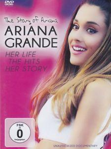 Grande, Ariana - The Story of Ariana Grande