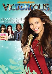 Victorious: Ariana Grande TV Series Complete Seasons 1