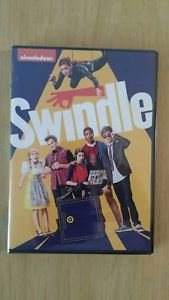 SWINDLE - ARIANA GRANDE - FIRST MOVIE - 2013 - NOT RATED - REGION 1 - NEW