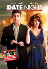 Date Night DVD DISC ONLY Extended Version