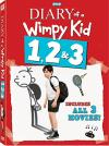 Diary Of A Wimpy Kid # 1 & 2 & 3 DVD (Widescreen)