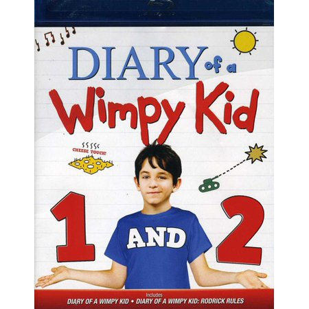 Diary of a Wimpy Kid 1 & 2 (Blu-ray)