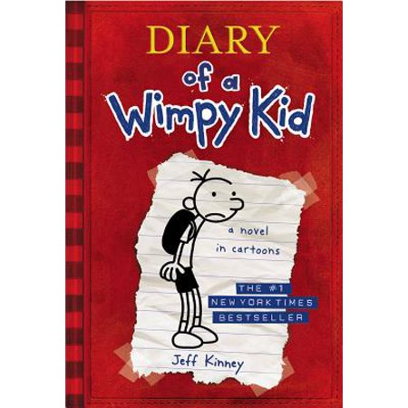 Diary of a Wimpy Kid # 1 (Hardcover)