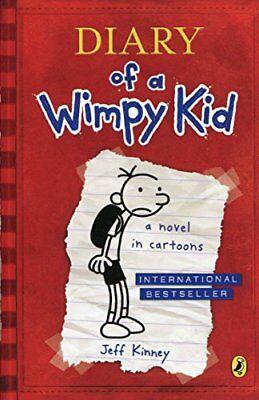 Diary of a Wimpy Kid By Jeff Kinney. 9780141324906