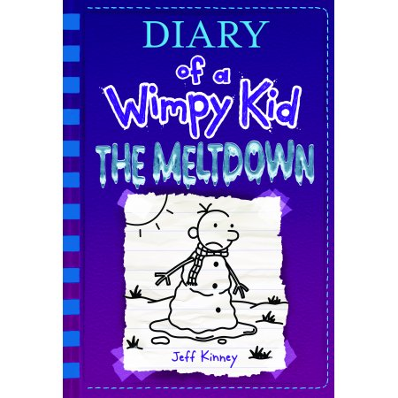 Diary of a Wimpy Kid: The Meltdown (Book #13)