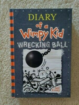 Diary of a Wimpy Kid: WRECKING BALL (vol 14) ~ 9781419739033 ~ HC