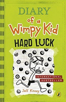 Hard Luck (Diary of a Wimpy Kid book 8) By Jeff Kinney
