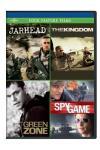Jarhead/The Kingdom/Green Zone/Spy Game DVD