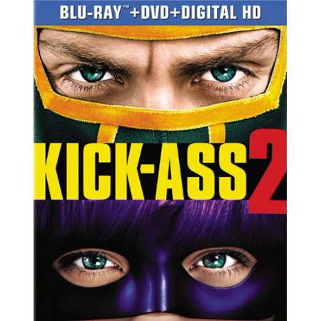 Kick-Ass 2 (Blu-ray + DVD)