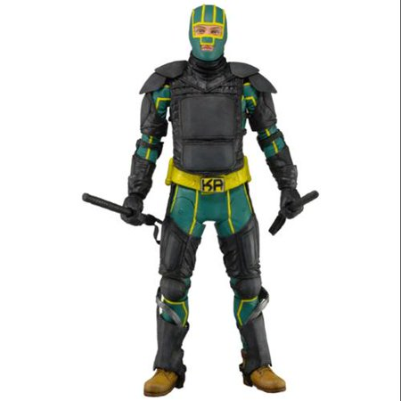 "Kick Ass 2 Series 2 - 7"" Action Figure: Armored Kick Ass"