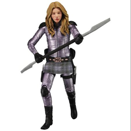 "Kick Ass 2 Series 2 - 7"" Action Figure: Hit Girl"