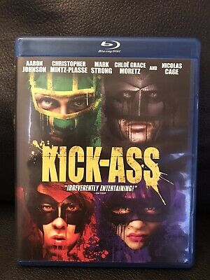 Kick-Ass ( Blu-Ray Disc )