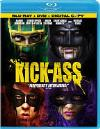 Kick-Ass Blu-ray (With Digital Copy; DTS Sound; Widescreen; With DVD)